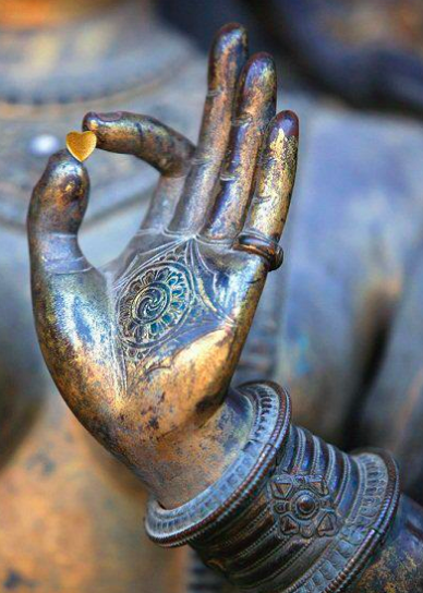 Image result for peace mudra