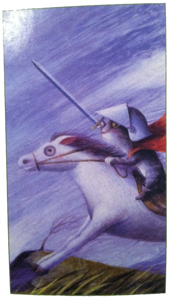 September Card of the Month—The Knight of Swords
