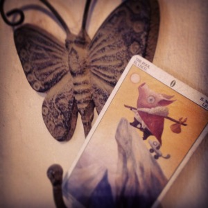 padmes daily tarot the fool card