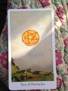 Libra Tarotscope October 2014
