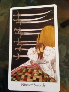 Virgo Tarotscope October 2014