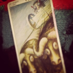 Padmes Daily Tarot The Chariot