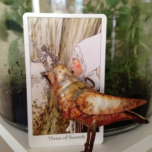 Aquarius Tarotscope November 2014