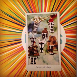 padmes card of the day 7 of cups