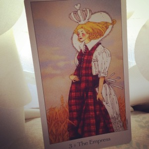 Padmes Card of the Day The Empress