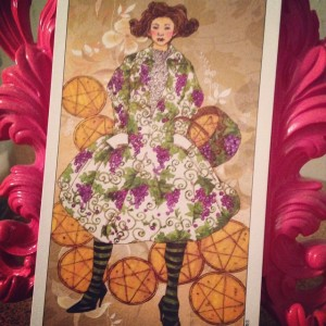 nine of pentacles Archives - Padmes