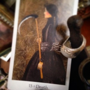 Death card Padmes Card of the Day
