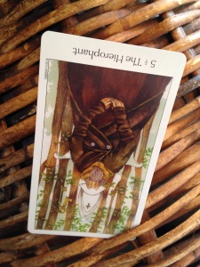 Capricorn Tarotscope December 2014
